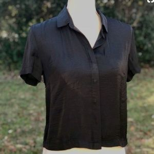 Kendall and Kylie Future Is Femme Collared Shirt